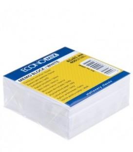 Блок бумаги для заметок «Куб» 85*85*35 мм, непроклеенный, белый