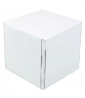 Блок бумаги для заметок «Куб» 90*90*90 мм, белая, непроклеенный