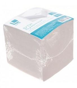 Блок бумаги для заметок «Куб» 90*90*90 мм, непроклеенный, серый