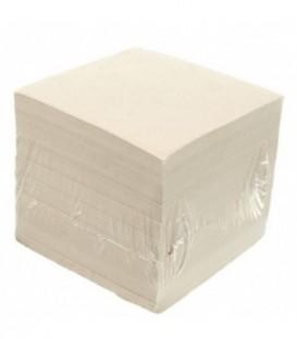 Блок бумаги для заметок «Куб» 85*85*85 мм, непроклеенный, ассорти