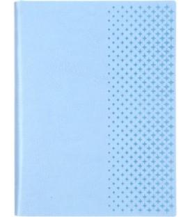 Ежедневник недатированный «Сариф» 130*170 мм, 160 л., голубой