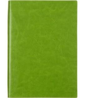 Ежедневник недатированный «Сариф» 120*170 мм, 160 л., салатовый