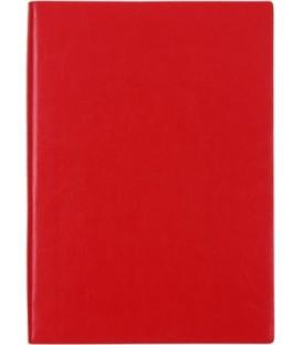 Ежедневник недатированный «Сариф» 120*170 мм, 160 л., красный