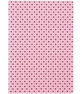 Ежедневник недатированный «Сариф» 145*205 мм, 120 л., розово-серый