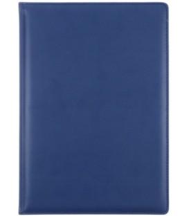 Еженедельник недатированный Optima 210*295 мм, 72 л., синий