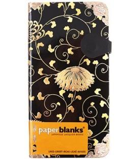 Книжка записная Paperblanks Japanese Lacquer Boxes 90*180 мм, 88 л., линия, «Каракуса»