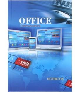 Книжка записная «Проф-пресс» 145*200 мм, 48 л., клетка, «Офисные коммуникации»