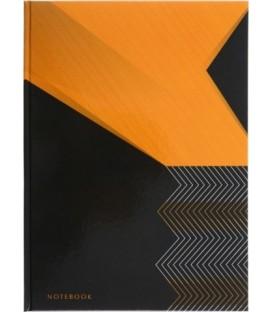 Книжка записная «Офисный стиль» 210*290 мм, 100 л., клетка, «Геометрия цвета»