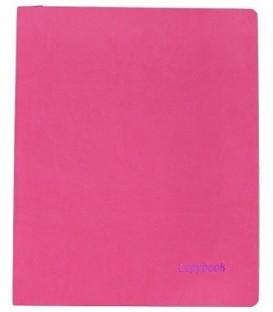 Книжка записная А4, 80 л. «Тетрадь Copybook» 220*265 мм, клетка, малиновая/фиолетовая