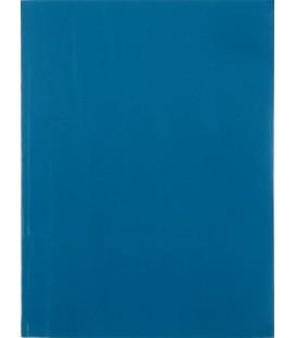 Тетрадь общая А4, 96 л. на склейке «Полиграфкомбинат» 205*276 мм, линия, светло-синяя
