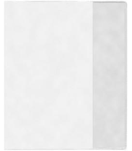 Обложка для тетрадей и дневников «Пластупаковка» А5 (355*210 мм), толщина 100 мкм, прозрачная