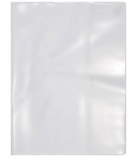 Обложка полиэтиленовая узкая schoolФормат А5 (235*180 мм), толщина 120 мкм, прозрачная