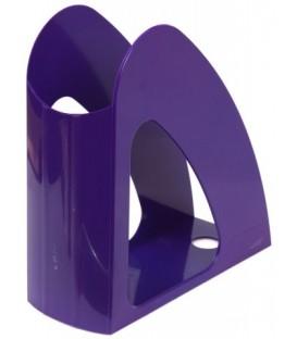 Лоток вертикальный «Радуга» 240*90*240 мм, фиолетовый