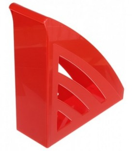 Лоток вертикальный «Эсир» 285*250*90 мм, красный