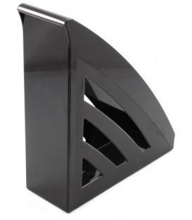 Лоток вертикальный «Эсир» 285*250*90 мм, черный