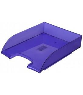 Лоток горизонтальный «Бизнес» 330*245*65 мм, фиолетовый