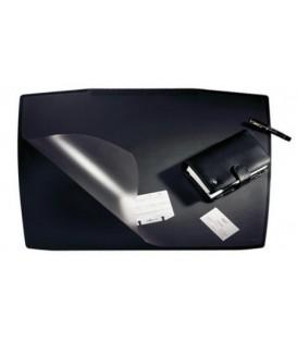 Подложка настольная с поднимающимся верхом Durable 7201 52*65 см, черная