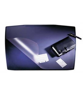 Подложка настольная с поднимающимся верхом Durable 7201 52*65 см, синяя