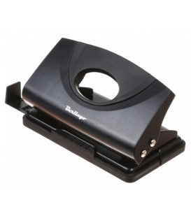 Дырокол Office Soft 105*60 мм, 10 л., черный
