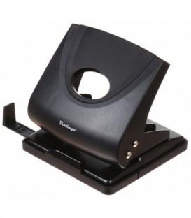 Дырокол Office Soft 110*110 мм, 30 л., черный