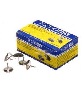 Кнопки Economix диаметр 10 мм, 100 шт.