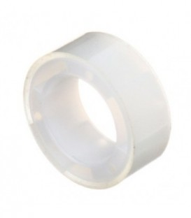 Клейкая лента канцелярская «Лама-Аэро» 12 мм*20 м, прозрачная