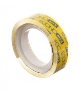 Клейкая лента канцелярская Economix 12 мм*10 м, прозрачная