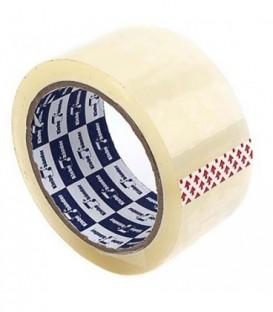 Клейкая лента упаковочная Klebebander 48 мм*66 м, толщина ленты 45 мкм, прозрачная