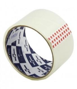 Клейкая лента упаковочная Klebebander 48 мм*18 м, толщина ленты 40 мкм, прозрачная