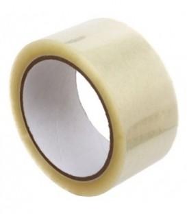 Клейкая лента упаковочная «Лама-Аэро» 48 мм*66 м, 40 мкм, прозрачная