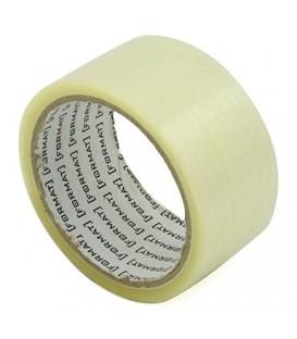 Клейкая лента упаковочная Format 45 мм*45 м, 36 мкм, прозрачная