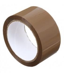 Клейкая лента упаковочная «Итерапласт Балтик» 48 мм*63 м, 45 мкм, коричневая