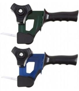 Диспенсер для клейкой ленты упаковочной Berlingo для клейкой ленты шириной до 50 мм, ассорти
