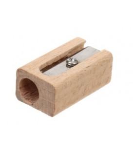 Точилка деревянная Economix 1 отверстие