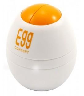 Точилка пластиковая Egg 1 отверстие, с контейнером