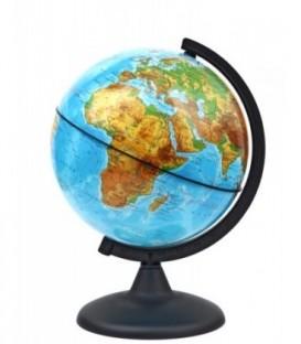 Глобус физический «Глобусный мир» диаметр 210 мм, сборно-разборный