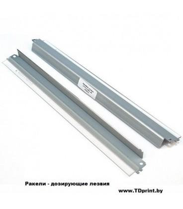 Дозирующее лезвие (doctor) HP LJ 1010/1200/ P2035/P2055, Китай, с уплотн.