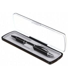 Ручка подарочная шариковая Signature 500 корпус черный