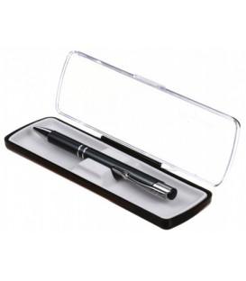 Ручка подарочная шариковая Signature 131 корпус темно-серебристый