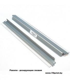 Дозирующее лезвие (doctor) HP LJ P1005/1505/P1102, Китай, с уплотнителем