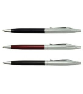 Ручка подарочная шариковая автоматическая Darvish корпус ассорти, стержень синий (цена за 1 шт.)