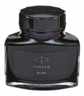 Чернила для перьевых ручек Parker 57 мл, черные