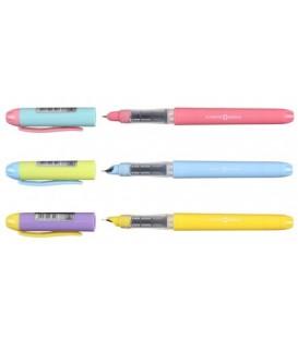 Ручка перьевая Optima Flowers корпус ассорти