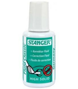 Корректирующая жидкость Stanger 18 мл, на спиртовой основе, с кисточкой