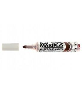 Маркер для вайтбордов и флипчатов Maxiflo коричневый