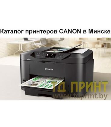 Каталог принтеров и МФУ Canon.