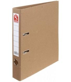 Папка-регистратор Sponsor «Эконом» без покрытия корешок 50 мм