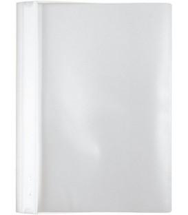Папка пластиковая со скоросшивателем А4 Berlingo толщина пластика 0,18 мм, белая