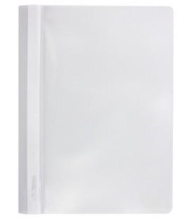 Папка пластиковая со скоросшивателем А4 inФормат толщина пластика 0,18 мм, серая