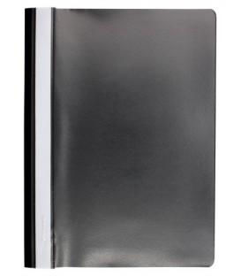 Папка пластиковая со скоросшивателем А4 inФормат толщина пластика 0,18 мм, черная
